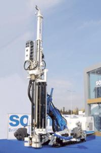 SOILMEC: Echipamente si accesorii pentru lucrari de inginerie a solului