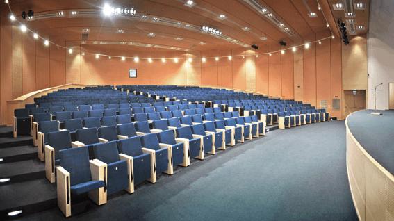 Biblioteca Nationala din Bucuresti (II): izolatii fonice si tratamente acustice