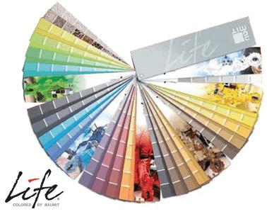 BAUMIT: Programul Baumit Life – o noua lume de culori pentru fatade