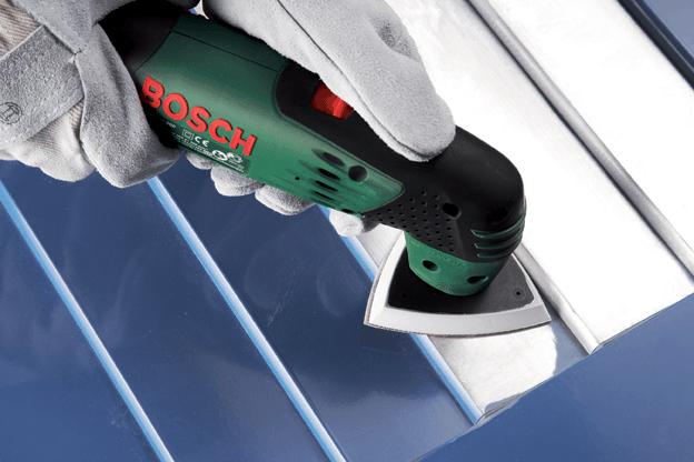 BOSCH: Cea mai noua gama de materiale abrazive de la Bosch. Calitate superioara, in conformitate cu standardul industriei