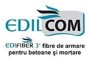 EDILCOM: Armare profesionala cu fibre din polipropilena pentru betoane si mortare