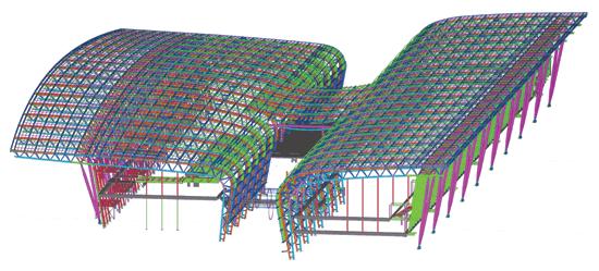 MODELUL INFORMATIC AL CLADIRII. Importanta BIM in proiectarea structurilor (I)