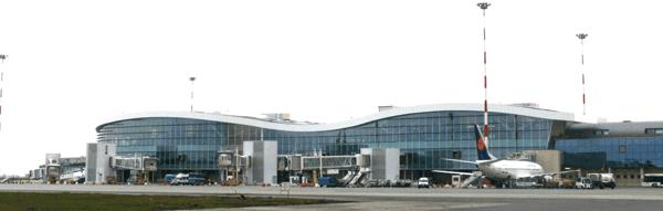 """Dezvoltarea si modernizarea Aeroportului International """"Henri Coanda"""". Solutii tehnice si tehnologice aplicate la executia  terminalului plecari internationale """"FINGER"""""""