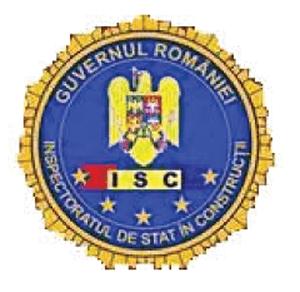 """ISC: Sistem informatic destinat """"Managementului activitatii Inspectoratului de Stat in Constructii"""""""