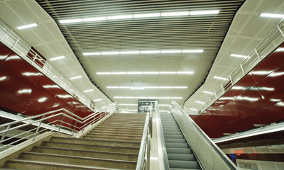 Magistrala 4 de metrou – racord 2. Statiile PARC BAZILESCU si JIULUI. Proiectare si consultanta