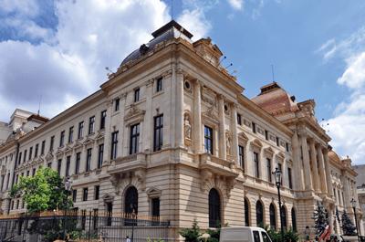 Banca Nationala a Romaniei – Consolidare si modernizare