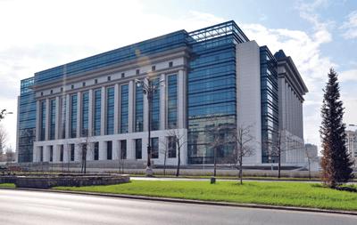 Biblioteca Nationala – Refacere, reamenajare si refunctionalizare
