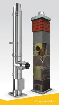SCHIEDEL: Sisteme moderne de cosuri de fum