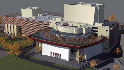 Teatrul National Bucuresti – Refacere si modernizare