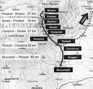 Autostrada Bucuresti – Ploiesti – Brasov. Pana azi ar fi fost gata! Cine o are pe constiinta?