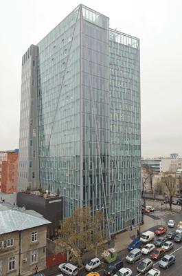 Cladirea de birouri Crystal Tower