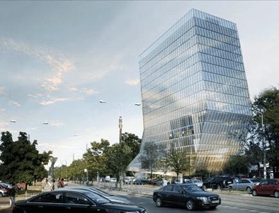 "Proiect imobil de birouri – ""UNICREDIT TIRIAC BANK"" (V)"