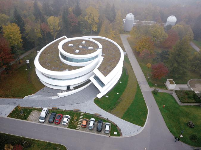 BAUDER: Obiectiv: Gunzenhausen – Centrul familial Sonnenhof. Consultanta Bauder si sisteme de acoperisuri de tip terasa si inclinat
