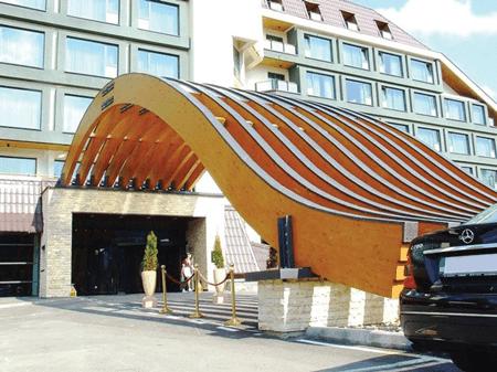 GLULAM: O valorificare superioara a lemnului in constructii