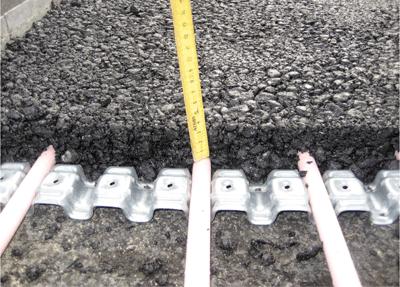 MULTIBETON ROMANIA: Incalzire prin pardoseala cu sapa din asfalt turnat