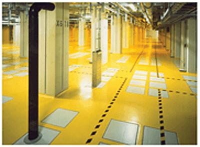 Prelungirea duratei de viata a suprafetelor din beton