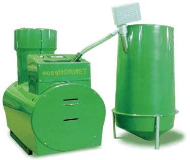 """ecoHORNET: cea mai eficienta tehnologie de producere a energiei termice si electrice din """"biomasa"""""""