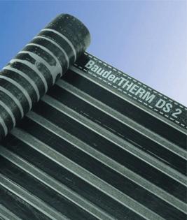 BAUDER: Acoperis terasa. Bitum sau material plastic folosit pentru hidroizolatie