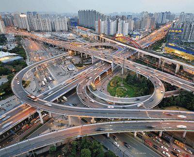 autostrada shanghai