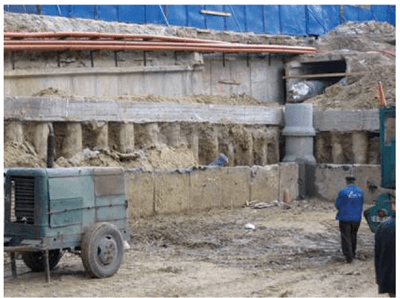 Interactiunea teren – ape subterane – lucrari de infrastructura, in zonele urbane (I)