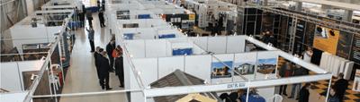 EXPOCONSTRUCT – Expozitie nationala de materiale de constructii, instalatii sanitare, de incalzire, apa si gaz, instalatii electrice, amenajari interioare, tehnologii, echipamente si utilaje folosite in constructii