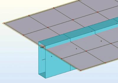 Tipuri de modelari pentru calcul practic si posibile erori la plansee cu grinzi si placi