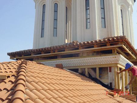 DEDAL BAHAMAT: Manastirea Maxineni – Poarta Cerului. Consolidare si restaurare