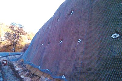 GEOBRUGG AG: Sisteme de stabilizare a taluzurilor versantilor