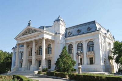 """Teatrul National """"Vasile Alecsandri"""" Iasi (I). Consolidare si restaurare"""