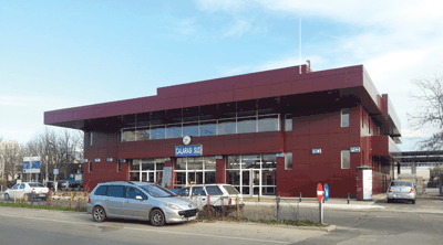 TIAB SA: Lucrari de modernizare la standarde europene. Gara Calarasi Sud