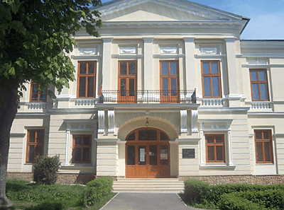 Palatul Copiilor Iasi. Consolidare si restaurare (II)