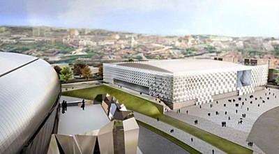 Proiectul celei mai moderne sali polivalente din tara va fi prezentat la CONTRACTOR 2014