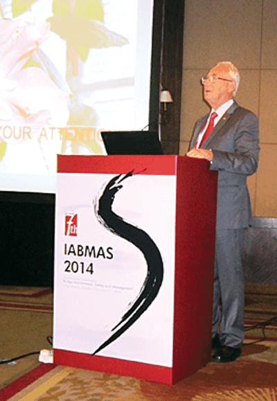 Secretele succesului: A VII-a Conferinta Internationala in domeniul podurilor – IABMAS14