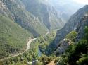 GEOBRUGG AG: Lucrari de stabilizare si consolidare a versantilor. Proiect Valea Tempi – Grecia