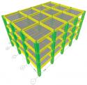 Evaluarea tasarilor admisibile ale cladirilor existente in vecinatatea unor constructii in curs de executie