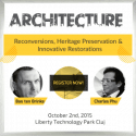 Vineri, 2 octombrie, ne intalnim la Architecture. Peste 300 de arhitecti vor participa la Architecture Conference & Expo