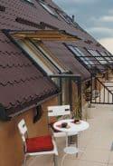 VELUX: Alege solutiile complete pentru ferestrele de mansarda!