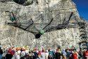 GEOBRUGG AG: Record mondial in protectia impotriva caderilor de pietre