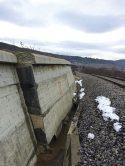 Alegerea parametrilor rezistentei la forfecare folositi la analiza stabilitatii alunecarilor de teren