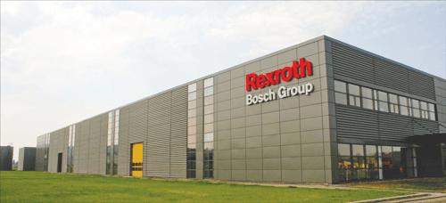 Bosch isi extinde fabrica din Romania