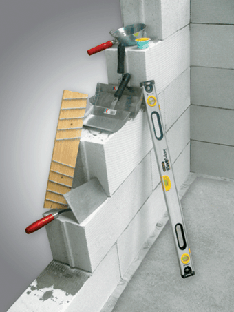 ELPRECO: Sistemul de zidarie cu rosturi subtiri – BCA Elpreco