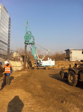 FORETIS: Lucrari de fundatii speciale