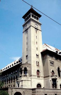 Consolidarea si modernizarea unor cladiri monument: Primaria Sector 1, Bucuresti (I)