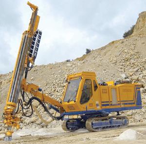 HAUSHERR System Bohrtechnik: Foraje in cariere si mine de suprafata