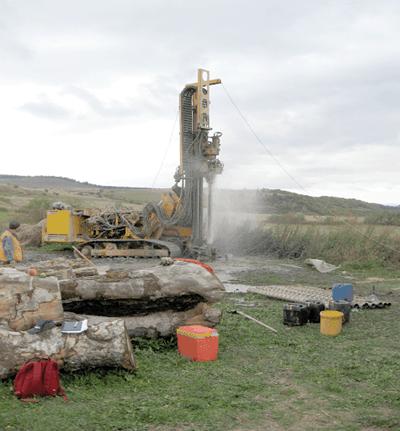 GEOSOND SA: Doua decenii de experienta in explorarea si exploatarea resurselor acvifere subterane
