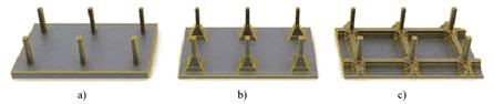 Comportarea unui radier din beton armat la o constructie cu pereti portanti