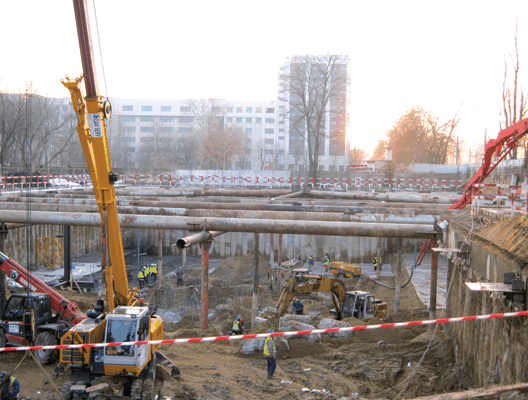 "Proiect imobil de birouri ""UNICREDIT TIRIAC BANK"" (II)"