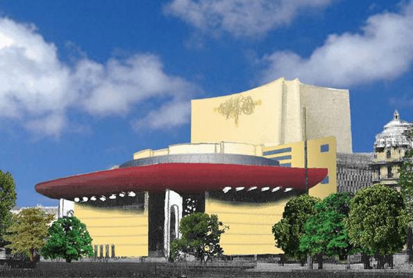Teatrul National I. L. Caragiale Bucuresti (III)