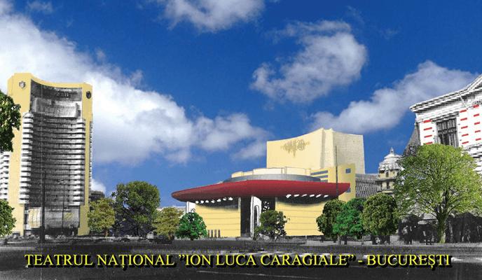 Teatrul National I. L. Caragiale Bucuresti. Refacere si modernizare (II)