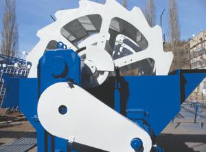 Elaborarea documentatiei de evaluare a fabricatiei echipamentelor tehnologice autohtone pentru prelucrarea agregatelor de balastiera